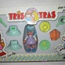 Muñecas Españolas Modernas: TRIS TRAS, TRIS PARTY, DE FEBER, EN CAJA. CC. Lote 113641652