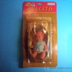 Muñecas Españolas Modernas: MUÑECA DULCITO DE JUGUETES BERNA - AÑOS 70. Lote 35601825