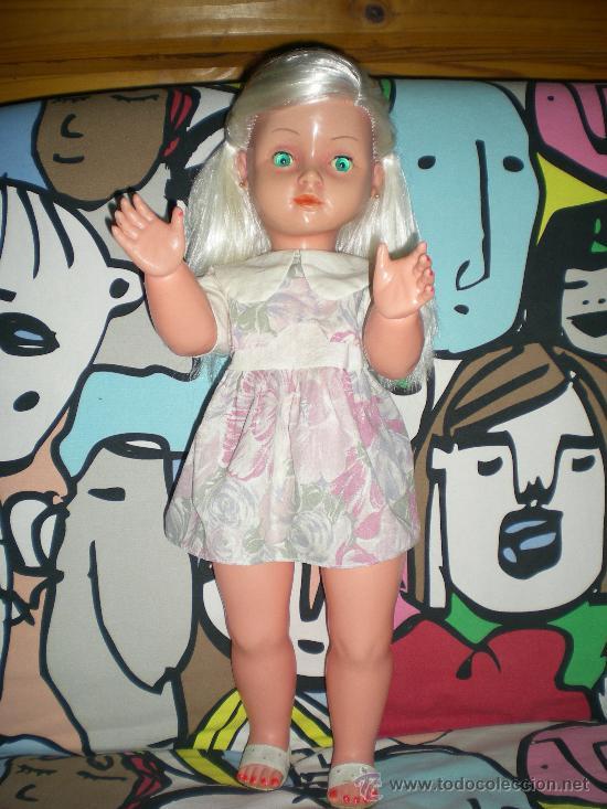 Muñecas Españolas Modernas: preciosa muñeca marisol años 63 de jesmar bernabeu 57 cm completa muy dificil de encontra!!!.... - Foto 2 - 36821848