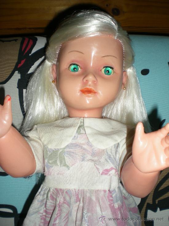 Muñecas Españolas Modernas: preciosa muñeca marisol años 63 de jesmar bernabeu 57 cm completa muy dificil de encontra!!!.... - Foto 3 - 36821848