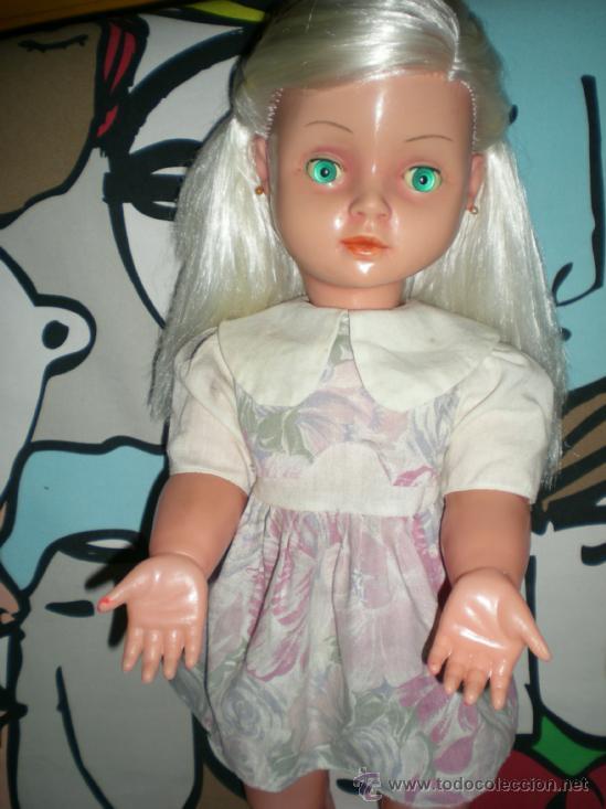 Muñecas Españolas Modernas: preciosa muñeca marisol años 63 de jesmar bernabeu 57 cm completa muy dificil de encontra!!!.... - Foto 5 - 36821848