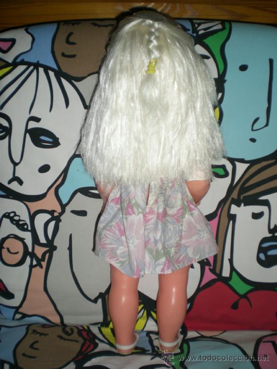 Muñecas Españolas Modernas: preciosa muñeca marisol años 63 de jesmar bernabeu 57 cm completa muy dificil de encontra!!!.... - Foto 8 - 36821848