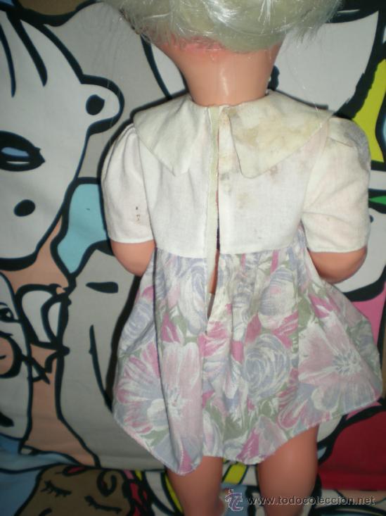Muñecas Españolas Modernas: preciosa muñeca marisol años 63 de jesmar bernabeu 57 cm completa muy dificil de encontra!!!.... - Foto 9 - 36821848