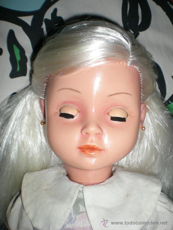 Muñecas Españolas Modernas: preciosa muñeca marisol años 63 de jesmar bernabeu 57 cm completa muy dificil de encontra!!!.... - Foto 14 - 36821848