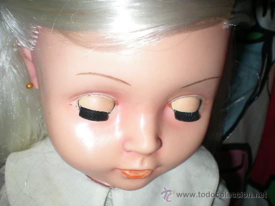 Muñecas Españolas Modernas: preciosa muñeca marisol años 63 de jesmar bernabeu 57 cm completa muy dificil de encontra!!!.... - Foto 15 - 36821848