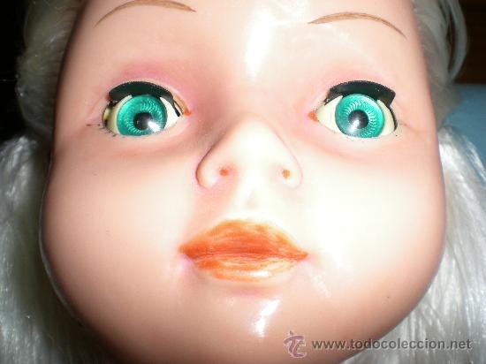 Muñecas Españolas Modernas: preciosa muñeca marisol años 63 de jesmar bernabeu 57 cm completa muy dificil de encontra!!!.... - Foto 16 - 36821848