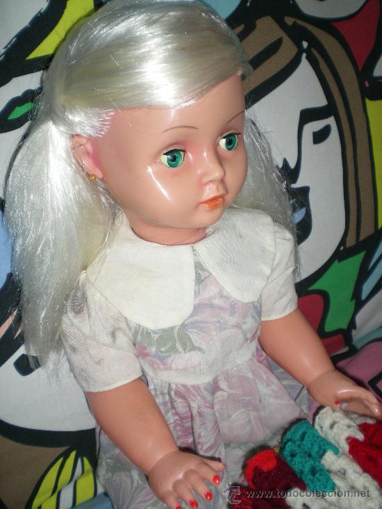 Muñecas Españolas Modernas: preciosa muñeca marisol años 63 de jesmar bernabeu 57 cm completa muy dificil de encontra!!!.... - Foto 18 - 36821848
