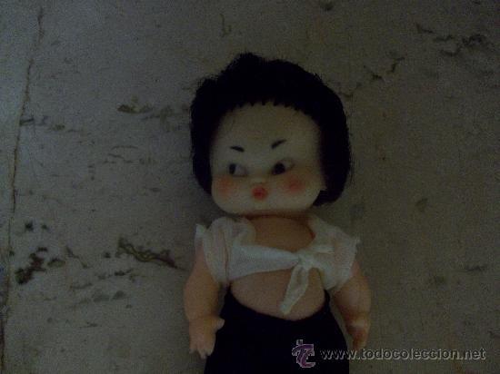 Muñecas Españolas Modernas: pequeño muñeco años 70 - Foto 2 - 37291008
