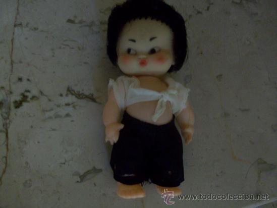 Muñecas Españolas Modernas: pequeño muñeco años 70 - Foto 3 - 37291008