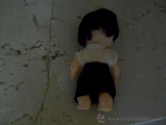 Muñecas Españolas Modernas: pequeño muñeco años 70 - Foto 4 - 37291008