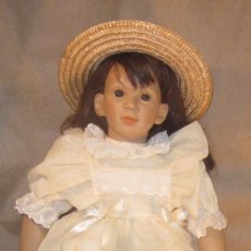 Muñecas Españolas Modernas: MUÑECA DE PURA PASTOR,AÑOS 90. Lote 38313452