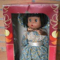 Muñecas Españolas Modernas: MUÑECA BERJUSA AÑOS 70 EN CAJA, PETULITA. Lote 38588176