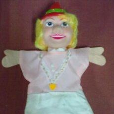 Muñecas Españolas Modernas: MARIONETA GUIÑOL. Lote 39679600