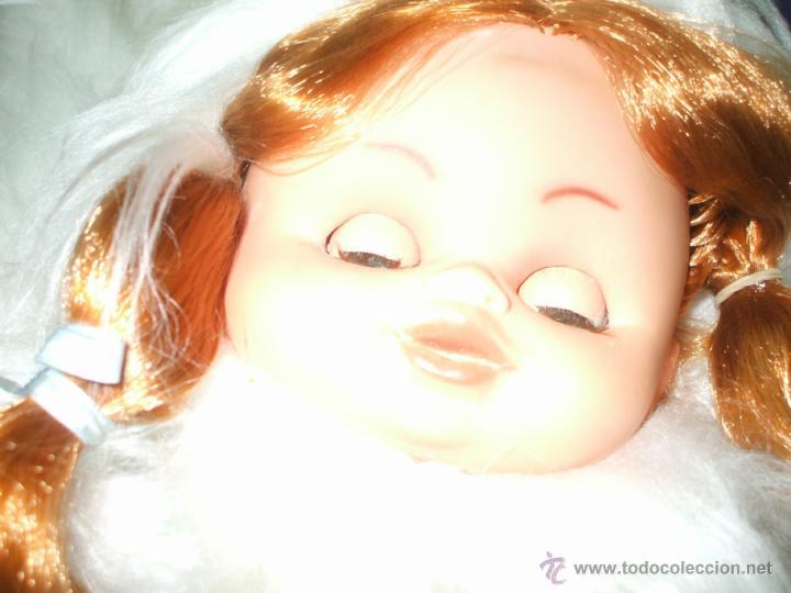 Muñecas Españolas Modernas: Muñeca de sobre cama y guarda camison,esta nueva nunca sacada de la caja, marca PSS (ver fotos ) - Foto 4 - 40414922