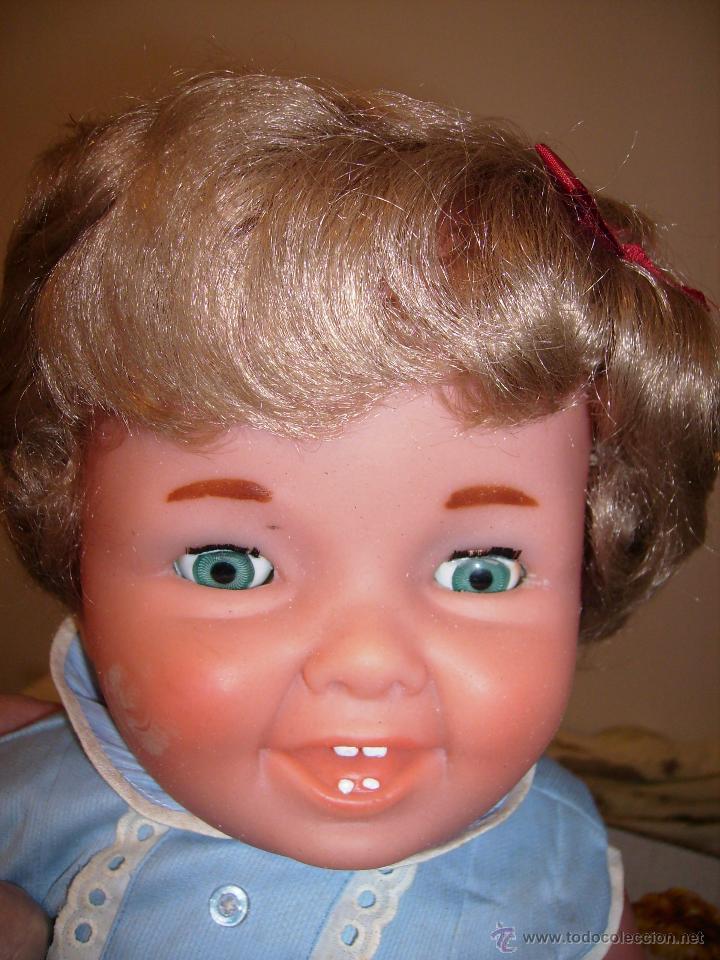 Muñecas Españolas Modernas: preciosa muñeca chon con caja nueva a estrenar 60cms de guillen y vicedo - Foto 2 - 40663532