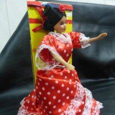 Muñecas Españolas Modernas: BAILADORA ESPAÑOLA DE CANDY´S WORLD. Lote 40786582