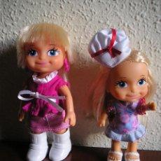 Muñecas Españolas Modernas: LOTE 2 MUÑECAS. VER FOTOS.. Lote 40976411