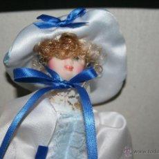 Muñecas Españolas Modernas: ANTIGUA MUÑECA RAMÓN INGLÉS PORCELANA. Lote 41271883
