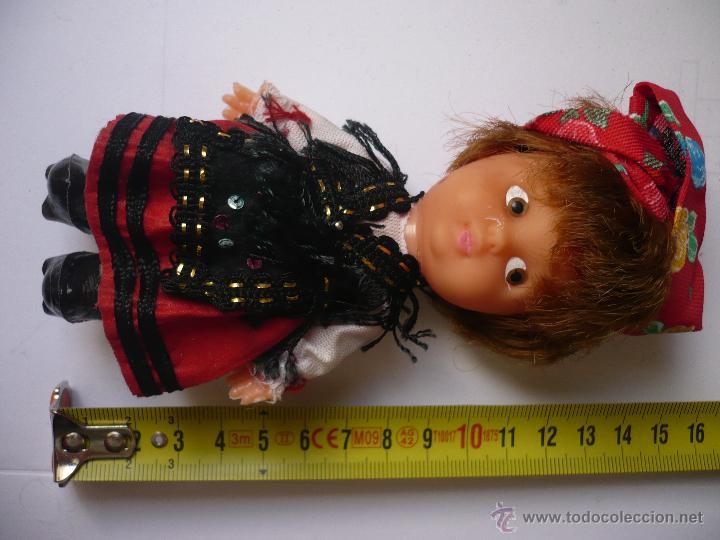 Muñecas Españolas Modernas: MUÑECA REGIONAL ** ASTURIANA O GALLEGA ** - Foto 4 - 43564746