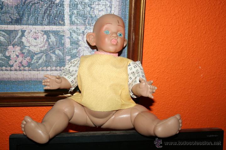 Muñecas Españolas Modernas: muñeco gestito - Foto 2 - 44482325