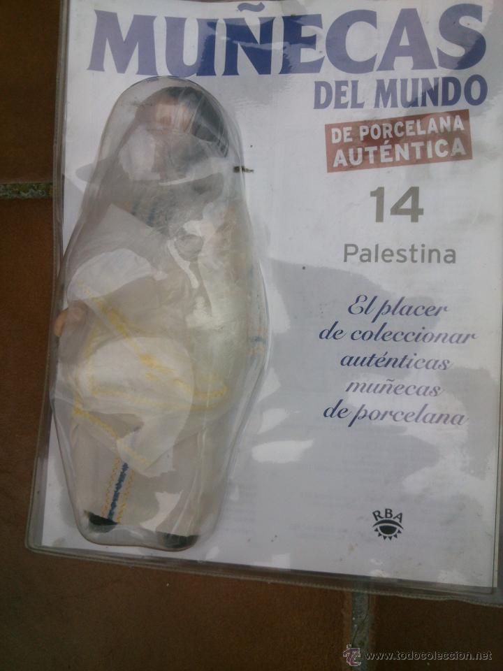 Muñecas Españolas Modernas: COLECCION MUÑECAS DEL MUNDO.RBA.TODA DE PORCELANA AUTENTICA EN BLISTER - Foto 10 - 45456582