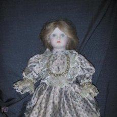 Muñecas Españolas Modernas: MUÑECA PORCELANA RAMON INGLES GRANDE. Lote 45683104