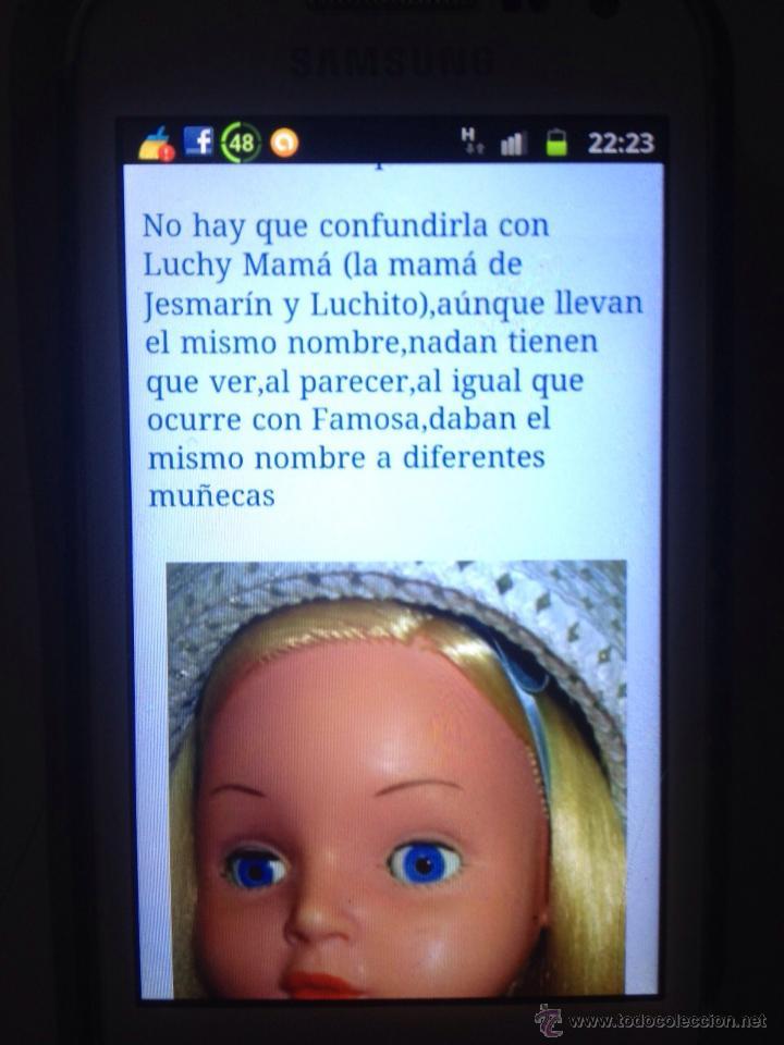 Muñecas Españolas Modernas: preciosa muñeca marisol años 63 de jesmar bernabeu 57 cm completa muy dificil de encontra!!!.... - Foto 20 - 36821848