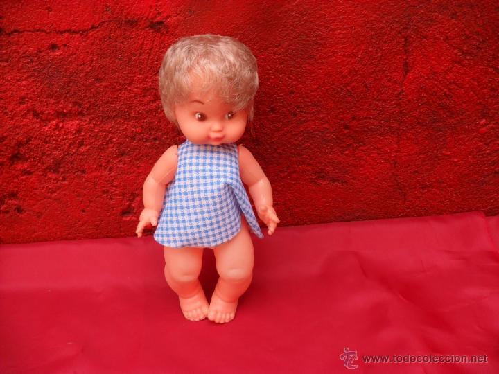 MUÑECA AÑOS 70-80, (Juguetes - Otras Muñecas Españolas Modernas)