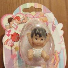 Muñecas Españolas Modernas: CHIQUI BABY BORN,NIÑO CON PELO NEGRO,CAJA ORIGINAL,ZAPF CREATION,2010,A ESTRENAR. Lote 46794658