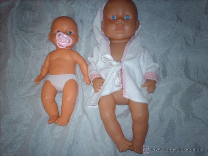 LOTE 2 MUÑECOS MAGIC BABY Y PETERKING VER DESCRIPCION (Juguetes - Otras Muñecas Españolas Modernas)
