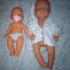 Muñecas Españolas Modernas: LOTE 2 MUÑECOS MAGIC BABY Y PETERKING VER DESCRIPCION. Lote 47188857