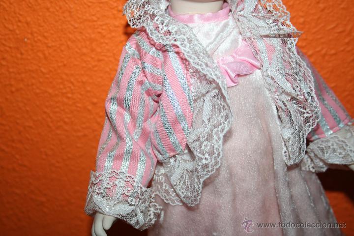Muñecas Españolas Modernas: muñeca de ramon ingles porcelana - Foto 2 - 47437637