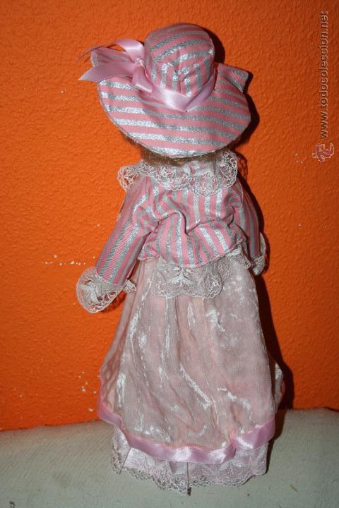 Muñecas Españolas Modernas: muñeca de ramon ingles porcelana - Foto 4 - 47437637