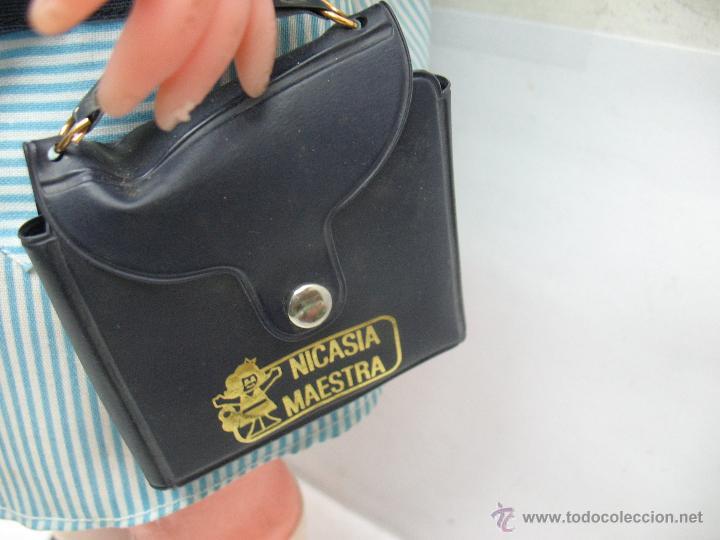 Muñecas Españolas Modernas: Yesvi Nacasia - Muñecas vivientes Muñeca maestra con audio y cuatro discos - Foto 5 - 49393475