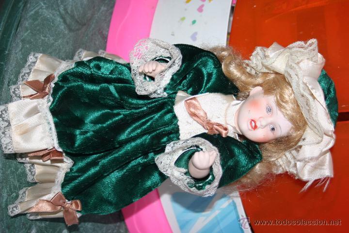 Muñecas Españolas Modernas: muñeca de porcelana ramon ingles - Foto 3 - 50204307