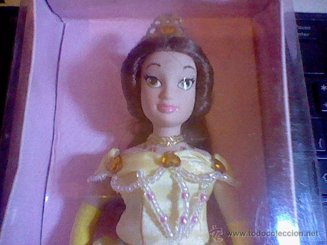 Muñecas Españolas Modernas: princesa Disney porcelana en caja - Foto 2 - 52554997