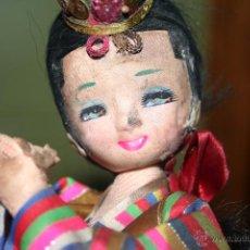 Muñecas Españolas Modernas: ANTIGUA MUÑECA REGIONAL CHINA . Lote 52716943