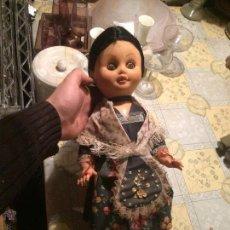 Muñecas Españolas Modernas: ANTIGUA MUÑECA REGIONAL CATALANA CON VESTIDO TÍPICO.. Lote 52748488