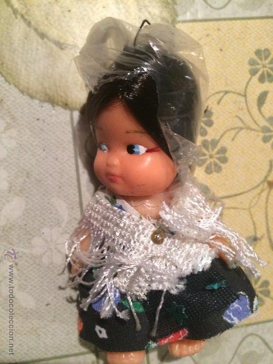 Muñecas Españolas Modernas: Antiguos muñecos regionales aragoneses con vestido típico. muñeco y muñeca regional - Foto 4 - 52748525
