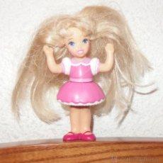 Muñecas Españolas Modernas: MI PRIMERA PRINCESA,BELLA,DISNEY,MY FIRST PRINCESS,BELLE,MATTEL,DEL AÑO 2002. Lote 52912956