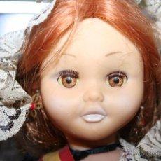 Muñecas Españolas Modernas: ANTIGUA MUÑECA REGIONAL ALICANTINA ALICANTE. Lote 53006099