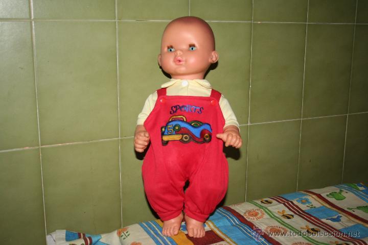 Muñecas Españolas Modernas: muñeco bebe de toyse - Foto 2 - 53787144