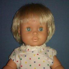 Muñecas Españolas Modernas: BONITA MUÑECA BABY BEBE DE FEBER DEL AÑO 1.990 - MUÑECAS FEBER MADE IN SPAIN -. Lote 54581599