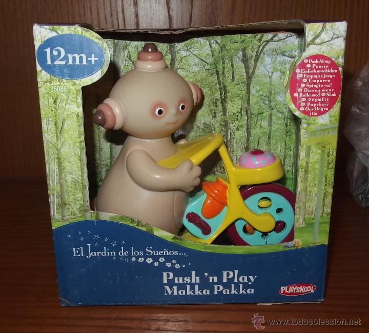 El Jardin De Los Suenos Makka Pakka Playskool H Comprar Otras