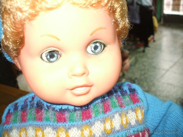 Muñecas Españolas Modernas: Muñeco de los años 60 Valentin de Gama (ver fotos y leer descripcion ) - Foto 2 - 54811670