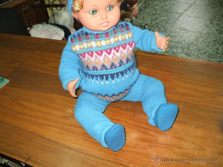 Muñecas Españolas Modernas: Muñeco de los años 60 Valentin de Gama (ver fotos y leer descripcion ) - Foto 3 - 54811670