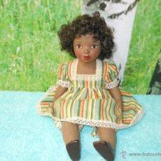 Muñecas Españolas Modernas - Antigua muñeca de porcelana de 37 cm - 55040647