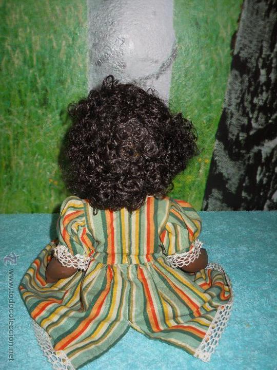 Muñecas Españolas Modernas: Antigua muñeca de porcelana de 37 cm - Foto 3 - 55040647