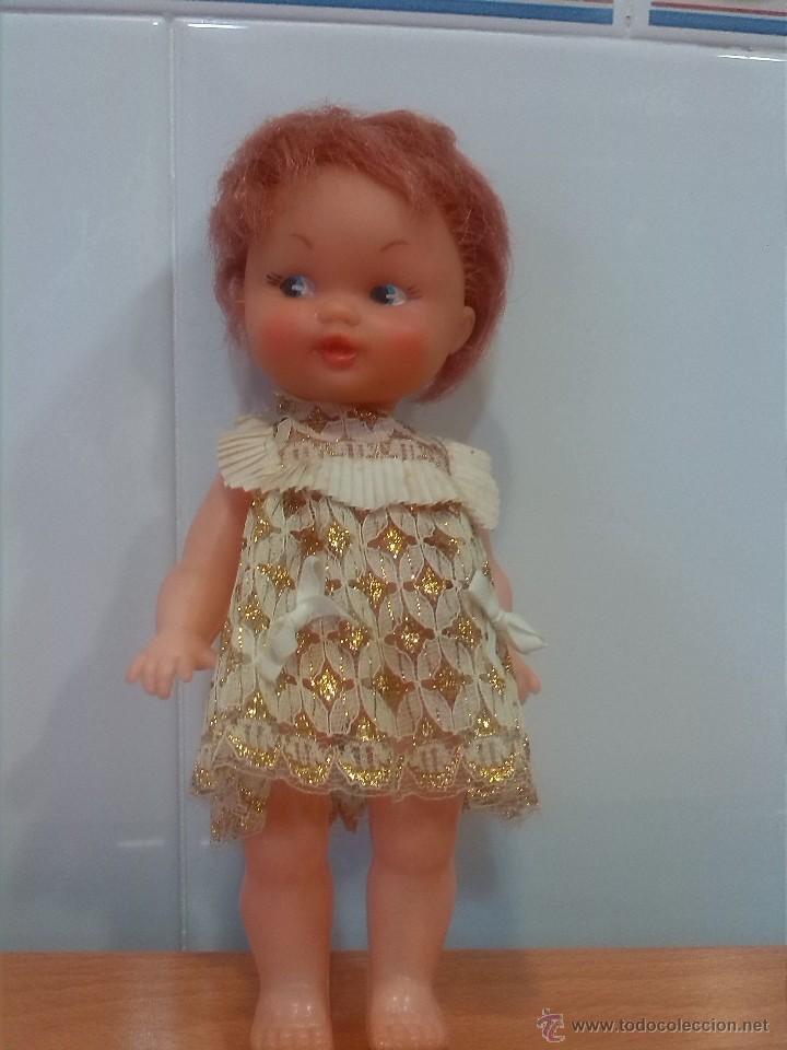 Muñecas Españolas Modernas: antigua muñeca años finales de los 60 -70 - Foto 3 - 55044154