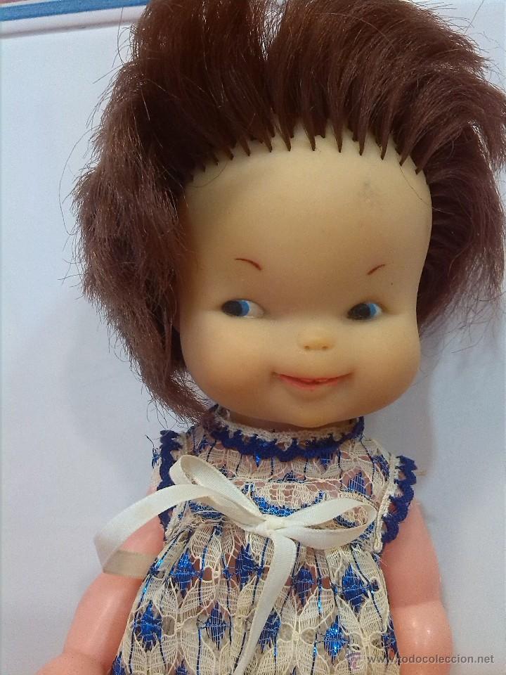 Muñecas Españolas Modernas: antigua muñeca años finales de los 60 -70 - Foto 2 - 55044219